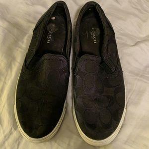 Coach Slip-On Sneakers